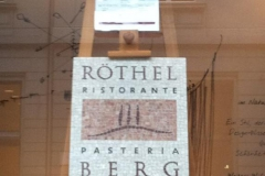 In esposizione allo Store Natuzzi a Zurigo