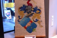 In esposizione al flagship store Natuzzi a Zurigo